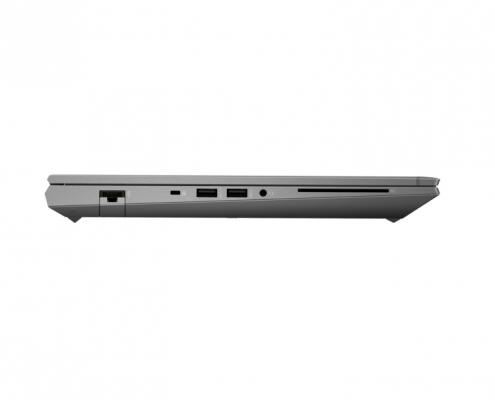 HP ZBook Fury 15 G7 Seite-links