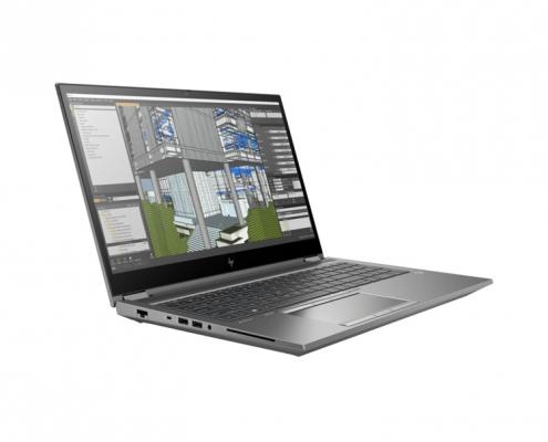 HP ZBook Fury 15 G7 seitlich-links