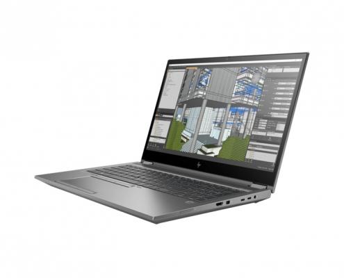 HP ZBook Fury 15 G7 seitlich-rechts