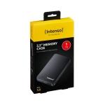 Intenso Memory Case 1 TB schwarz -Boxshot