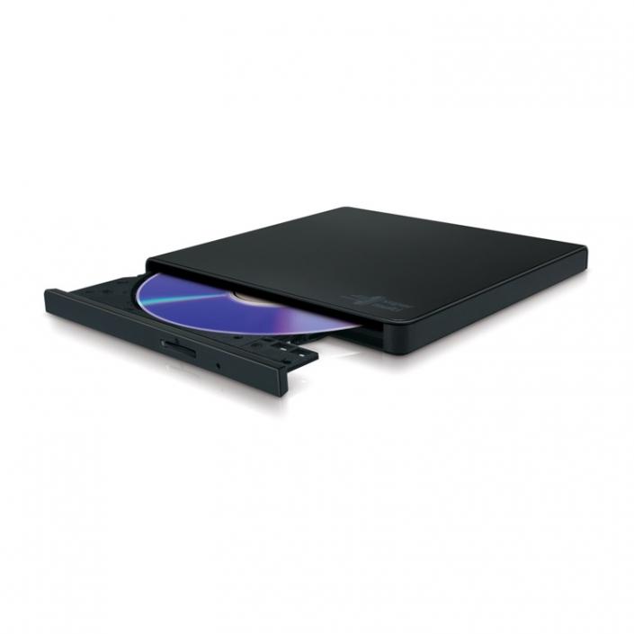 LG GP57EB40 Slim Portable schwarz