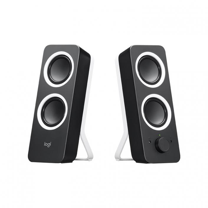 Logitech Speakers Z200 schwarz