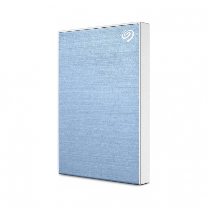 Seagate Backup Plus Slim Portable hellblau
