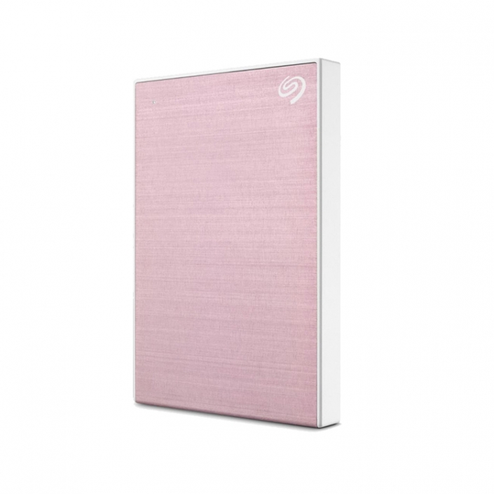 Seagate Backup Plus Slim Portable rosegold
