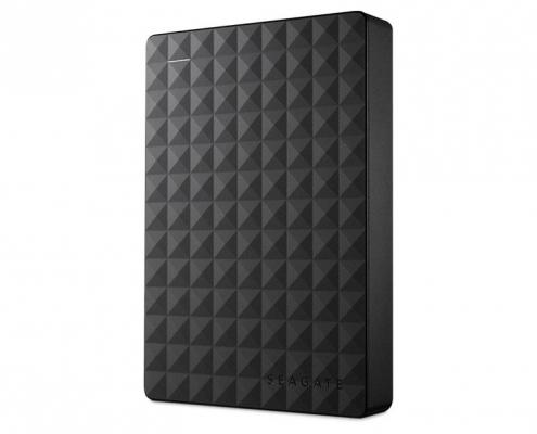 Seagate Expansion Portable schwarz