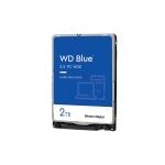 WD Blue HDD 2TB 2,5 zoll WD20SPZX