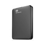 WD Elements portable schwarz