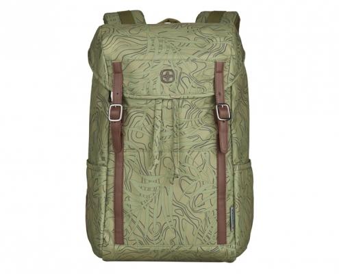 Wenger Cohort Backpack oliv