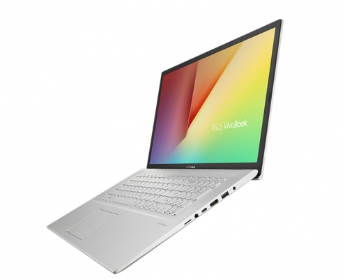 ASUS VivoBook 17 S732DA seitlich