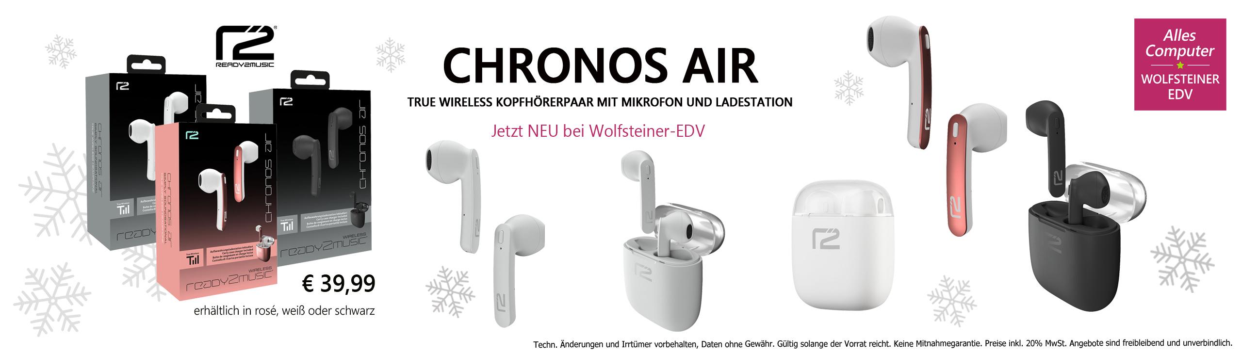 Banner Chronos Air