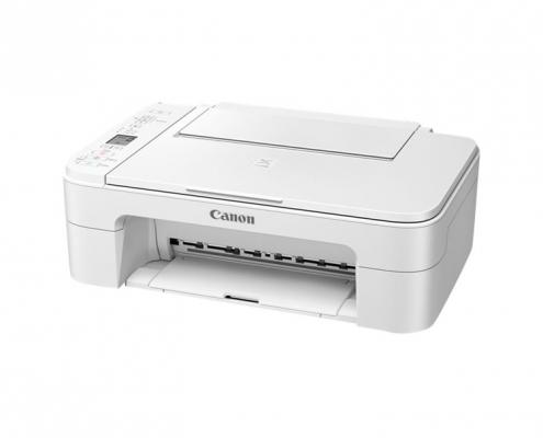 Canon PIXMA TS3351 weiss -seitlich-rechts