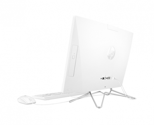 HP All-in-One 24-df0029ng -seitlich-hinten