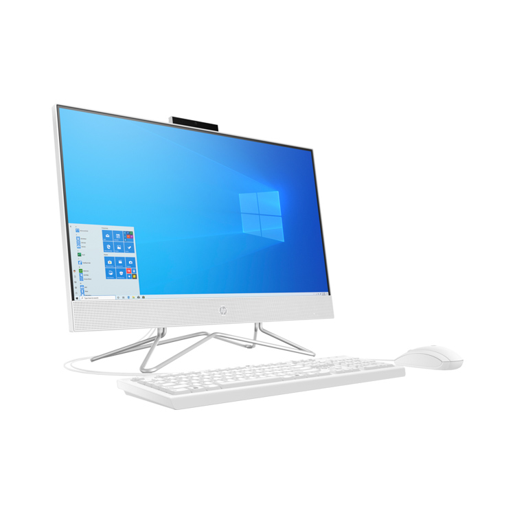 HP All-in-One 24-df0029ng -seitlich-links