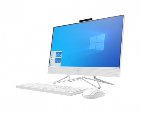 HP All-in-One 24-df0029ng -seitlich-rechts