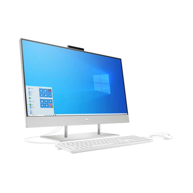 HP All-in-One 27-dp0025ng -seitlich-links