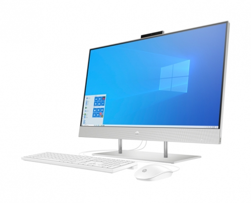 HP All-in-One 27-dp0025ng -seitlich-rechts