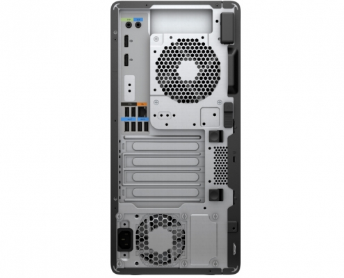 HP Workstation Z2 G5 -hinten
