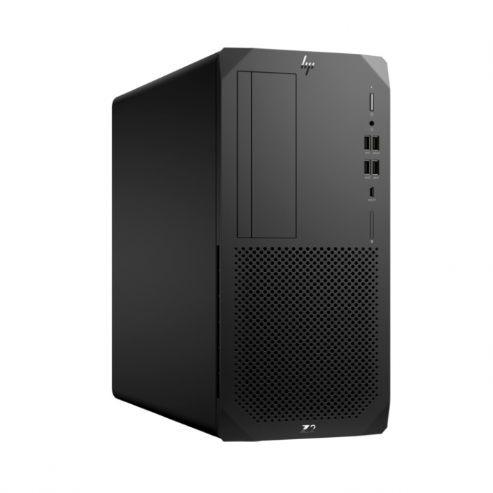 HP Workstation Z2 G5 -seitlich links