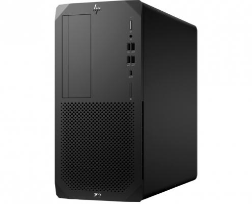 HP Workstation Z2 G5 -seitlich rechts