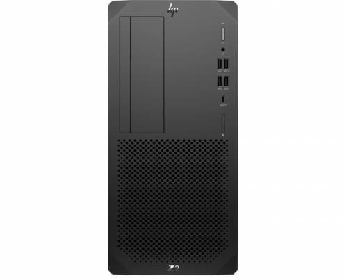 HP Workstation Z2 G5 -vorne