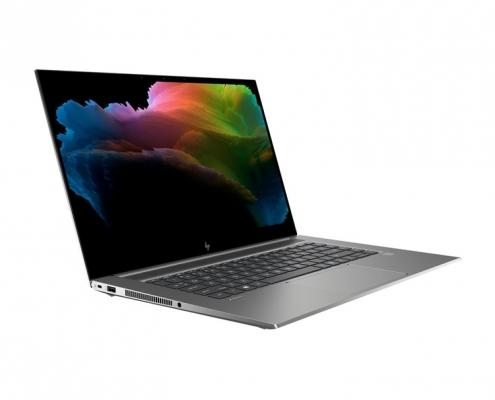 HP ZBook Create G7 -seitlich-links