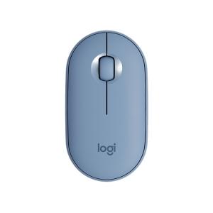 Logitech Pebble M350 Blau -Grau