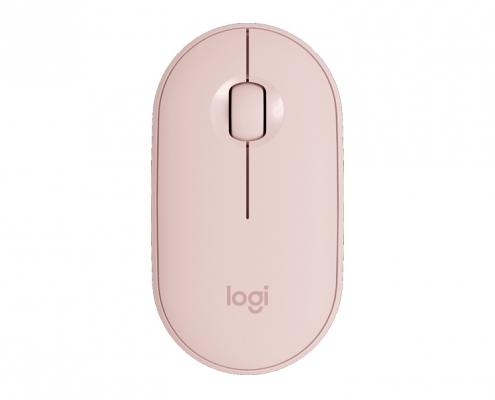Logitech Pebble M350 Rosa