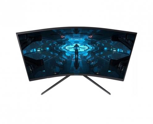 Samsung Odyssey G7 C32G75T -oben