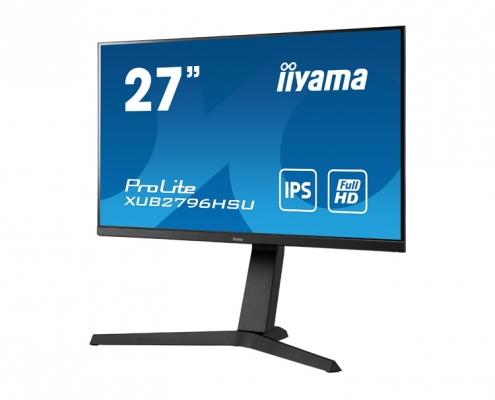 iiyama ProLite XUB2796HSU-B1 -seitlich-rechts