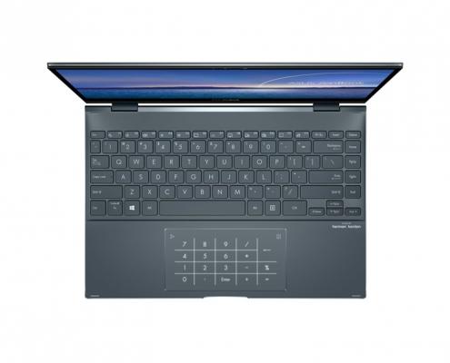 ASUS ZenBook Flip 13 UX363EA-EM045R -birdseye