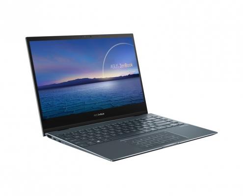 ASUS ZenBook Flip 13 UX363EA-EM045R -seitlich-links