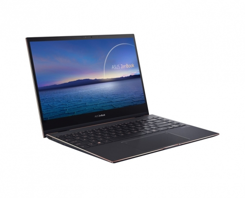 ASUS ZenBook Flip S UX371EA-HL003R -seitlich-links