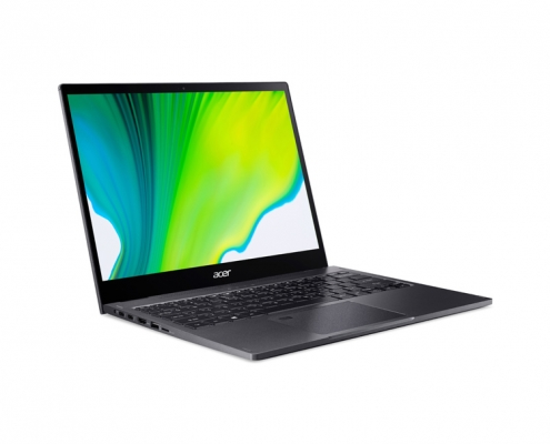 Acer Spin 5 SP513-54N -seitlich-links