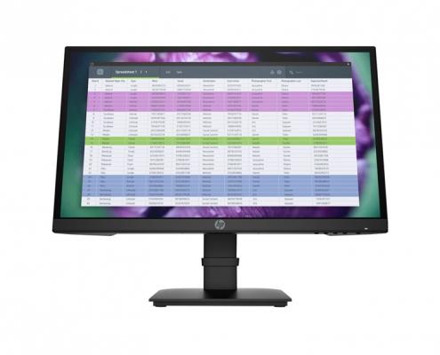HP P22 G4 Monitor schwarz