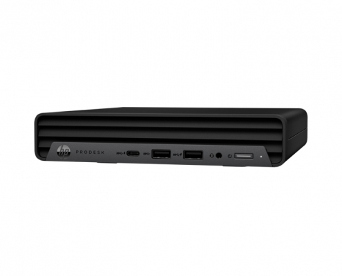 HP ProDesk 400 G6 DM -seitlich-rechts