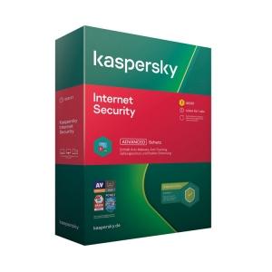 Kaspersky Internet Security 1User 1Jahr