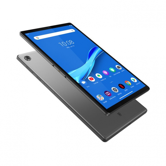 Lenovo Tab M10 Plus TB-X606X -seitlich-links