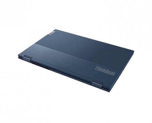 Lenovo ThinkBook 14s Yoga Abyss Blue -oben