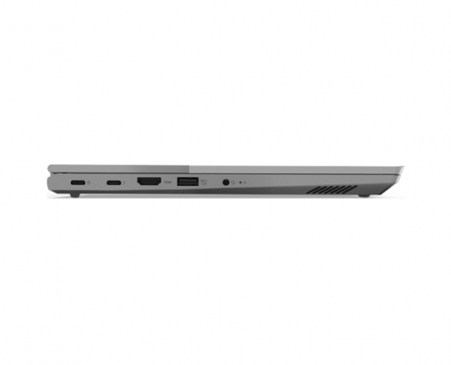 Lenovo ThinkBook 14s Yoga Mineral Grey -Seite-links