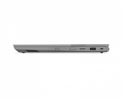 Lenovo ThinkBook 14s Yoga Mineral Grey -Seite-rechts