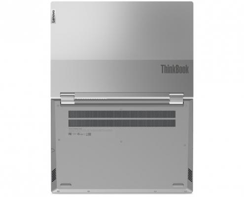 Lenovo ThinkBook 14s Yoga Mineral Grey -flach