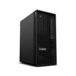 Lenovo ThinkStation P340 Tower -seitlich-links