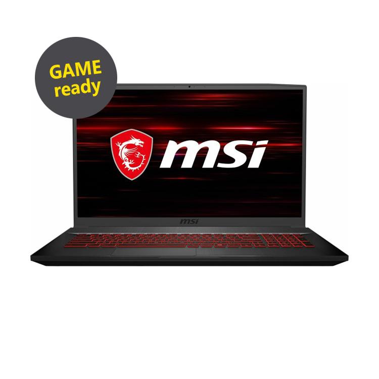 MSI GF75 10SDR Thin -gameready
