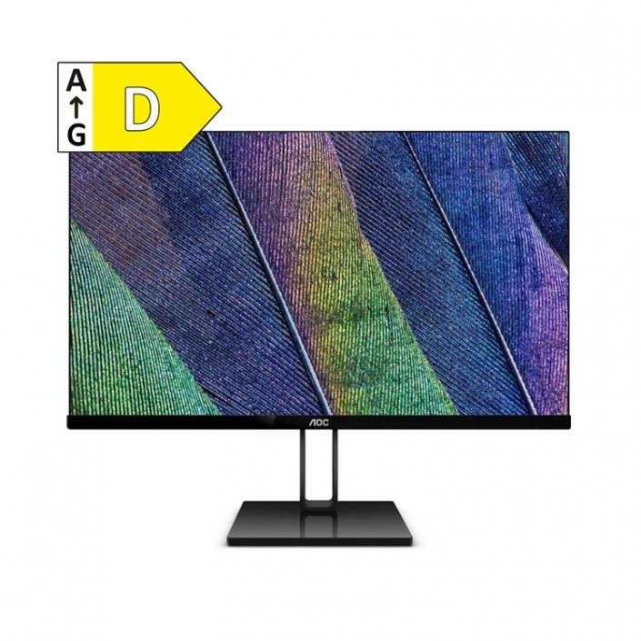 AOC 24V2Q - Energieeffizienzklasse D