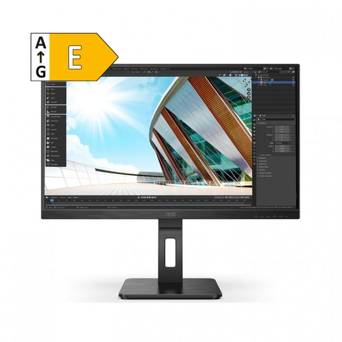 AOC 27P2Q - Energieeffizienzklasse E