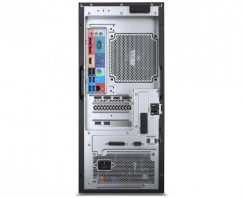 Acer Veriton M6670G -hinten