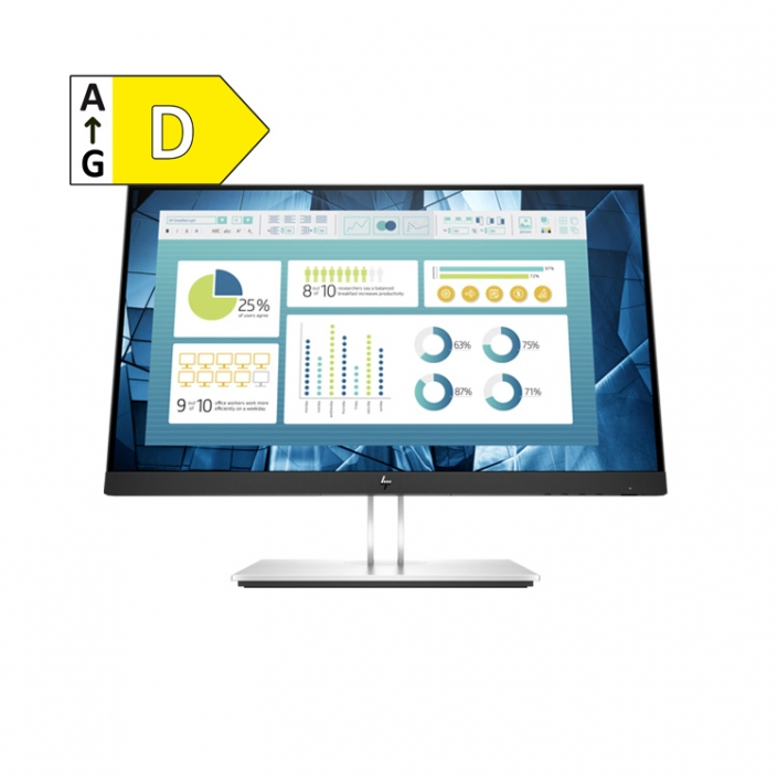 HP E22 G4 -Energieeffizienzklasse D