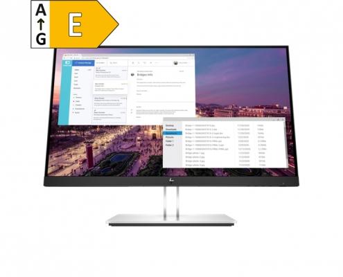 HP E23 G4 -Energieeffizienzklasse E
