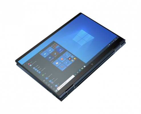 HP Elite Dragonfly G2 -Tabletmodus