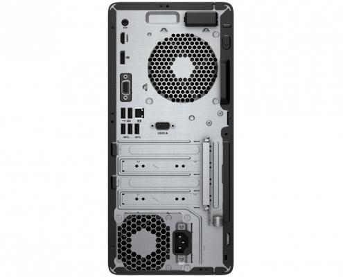 HP ProDesk 400 G7 MT -hinten